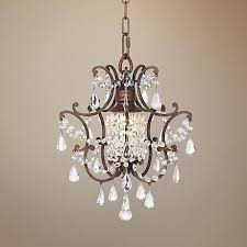 Beachy Chandeliers Dining Room Chandelier Small Bathroom Thesecretconsul Mini
