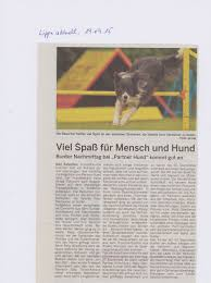 Tierheim Bad Salzuflen Hunde Presseberichte Partner Hund E V Bad Salzuflen Hundeschule