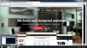 web design software tutorial twitter bootstrap tutorial make website design responsive and
