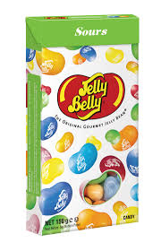 jelly belly jelly bean sours mix 150g