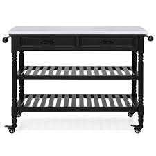 kitchen island cart with stainless steel top espresso kitchen island cart portable stainless steel top wood