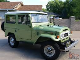 classic land cruiser for sale 1970 toyota land cruiser fj40 show quality must see