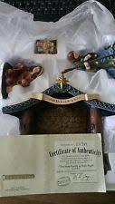 hawthorne kinkade nativity king melchior no box