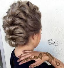Hochsteckfrisurenen F Mittellange Haar Bilder by 27 Trendige Hochsteckfrisuren Für Mittellanges Haar