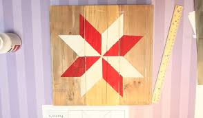 How To Paint A Barn Quilt Barn Quilting How To Youtube