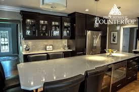 Cambria Torquay Quartz Sleek And Sophisticated Kitchen Design Dark