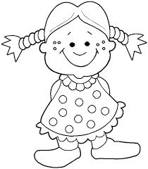 baby doll coloring pages 67 remodel seasonal colouring