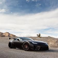 lexus lf lc black you asked for black here it is bengala lfa on vossen u0027s