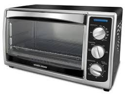 B D 4 Slice Toaster Oven Countertop Convection Toaster Oven Bstcountertops