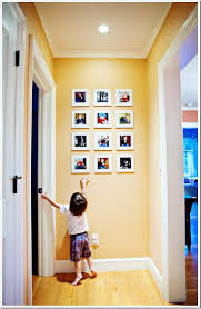 Paint Colours For Hallways And Stairs by 25 Best Small Hallway Decorating Ideas On Pinterest Small