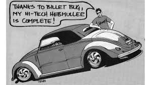 volkswagen bug drawing in 1984 ads with beetle caricatures were all the rage in the vw
