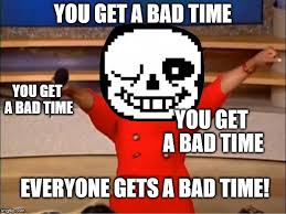 Bad Time Meme Generator - bad time tim alert imgflip