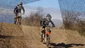 motocross race vans for sale 9 year old kevin practicing on his ktm 65 2013 dirt bike at