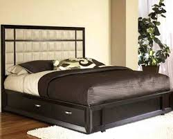 Bed Frame With Headboard And Footboard Bed Frame And Headboard Image Of Storage Bed Frame