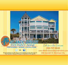 Storm Awnings Outer Banks Hurricane Shutters Storm Shutters Installation