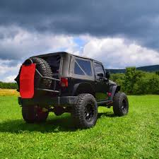 tactical jeep alien sunshade jeep wrangler tsc mesh rubisack tailgate exterior