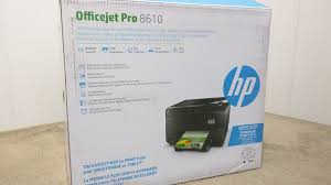 hp officejet pro 8610 unboxing u0026 wireless setup youtube
