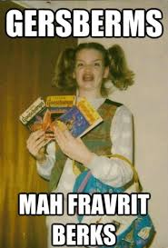 Popular Memes 2013 - ermahgerddon the untold story of the ermahgerd girl vanity fair