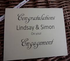 Congratulations On Your Engagement Card Congratulations On Your Engagement Card Engagement Card