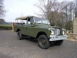 land rover series 3 109 landrover defender ex military series 3 land rover 109