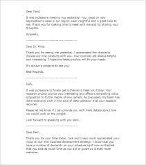 sle thank you letter after business letter sle meeting thank you 28 images 44 business