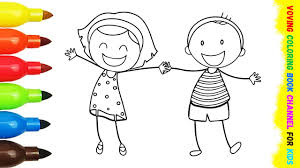 coloring pages and boy fun art activities coloring book with