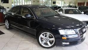 2008 audi s8 used 2008 audi a8 quattro at radical auto deals