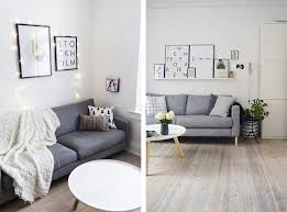 scandinavian livingroom living room scandinavian living room grey sofa ideas no