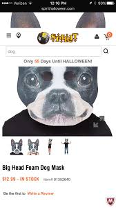 masks spirit halloween best 25 boston terrier halloween ideas on pinterest boston