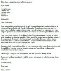 administrator cover letter examples fresh admin cover letter
