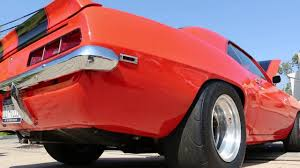 1969 camaro restomod for sale 1969 chevrolet camaro rs ss resto mod for sale fuel injected 427