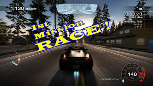 silver porsche spyder 1 mission race need for speed pursuit gameplay silver