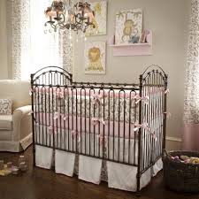 Deer Nursery Bedding Bedroom Black Ribbons Color On Rails Closed Warm Blanket Closed