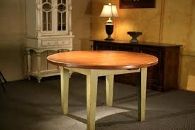 Large Kitchen Table Round Farmhouse Tables