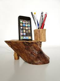 iphone stand with eyeglass holder iphone dock mens valet men