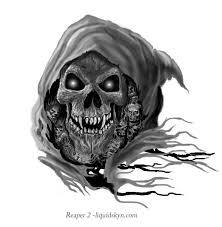 Amazing Skull - screaming souls tattoos search ink soul