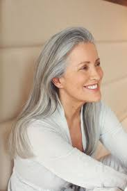 looking with grey hair grey hair hide or not to hide hairstyles for woman