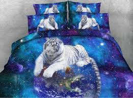galaxy print bed set 7157