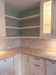 open shelf corner kitchen cabinet corner kitchen shelf kitchen cabinet corner shelves open corner