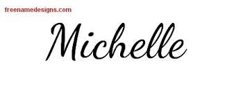 lively script name free tattoo design maker michelle pinterest