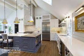 blue kitchen island cabinets metal kitchen island countertop in pittsburgh pennsylvania