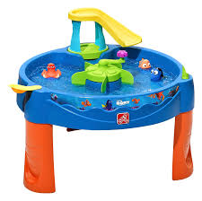 water table for 1 year old amazon com step2 finding dory swim swirl water table toys games
