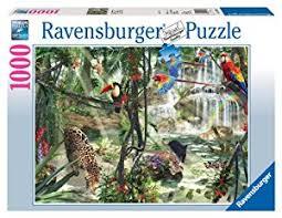 ravensburger tropical 1000 puzzle toys