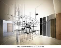 Kitchen Design Sketch Interior Design Sketch Stock Images Royalty Free Images U0026 Vectors