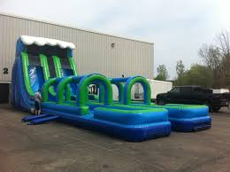party rentals michigan 20 water slide slip and slide michigan party