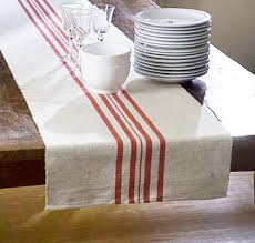 farmhouse style table cloth iffer s nest french linens for the kitchen vintage table linens