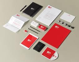 coorporate design corporate identity design platinum printing house