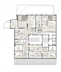 Apartment Blueprints Modern Apartment Plans Home Design