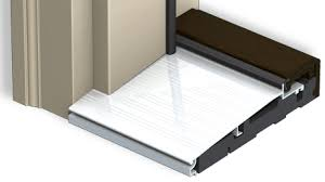 Thresholds For Exterior Doors Integrated Door Jamb And Threshold Quanex Building Products