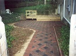 Patio Interlocking Pavers Paver Patios Newtown Square Delaware County Line Pa